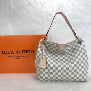 Louis Vuitton Graceful Pm %100 genuine leather